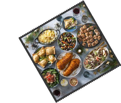 Deel jouw recept voor de feestdagen en win