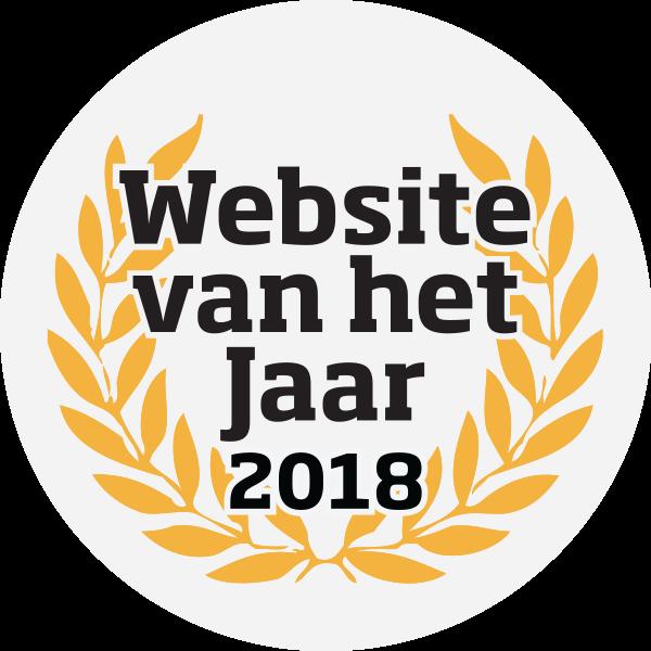 Website van het jaar 2018 - Stem op Euroma.nl