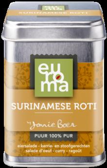 Surinamese roti