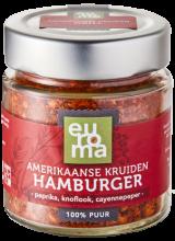 Amerikaanse kruiden hamburger