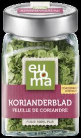 EHK BE Korianderblad
