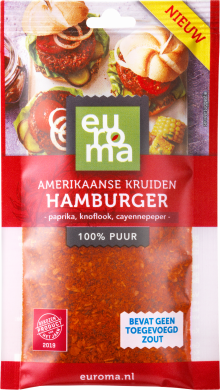 10743  Sachet Amerikaanse kruiden hamburger web