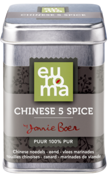 EOS BE Chinese 5 Spice