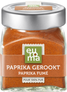 Euroma Hoogwaardige Specerijen Paprika Gerookt