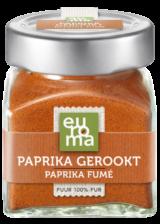 Épices de Qualité Euroma Paprika fumé