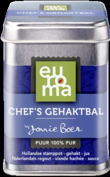 Euroma Original Spices Chefs gehaktbal